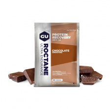 GU Roctane Recovery Drink Mix 62 g - Chocolate Smoothie SÁČEK