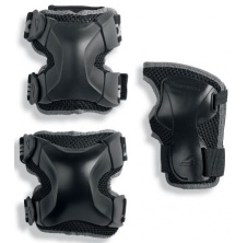 X-Gear 3 Pack Black