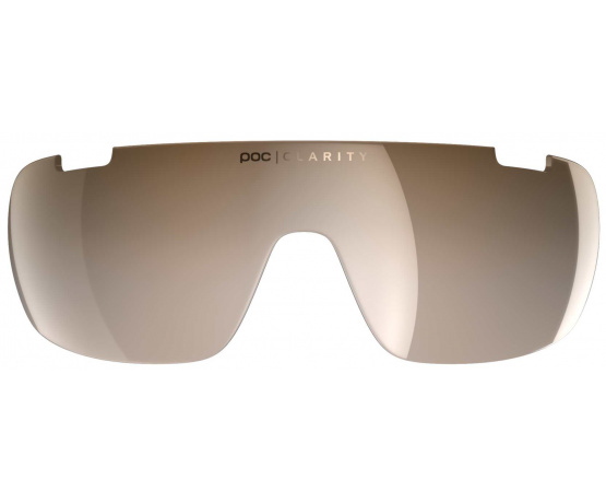 Do Half Blade Spare Lens Brown/Silver Mirror