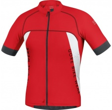 GORE Alp-X PRO Jersey-red/white