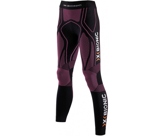 The Trick Running Pants Long Women Black/Pink