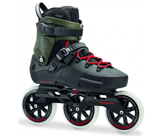 Twister Edge 110 3WD Black/Army Green