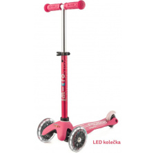 Mini Micro Deluxe Pink LED