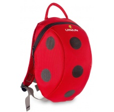 Animal Kids Backpack Ladybird 6l