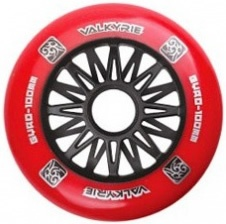 Valkyrie 84mm/85A Red, 1pck
