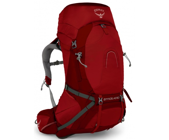 Atmos AG 50l II rigby red