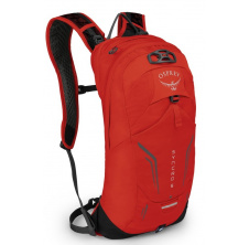 Syncro 5 Firebelly Red