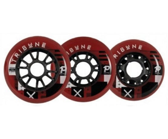Tribune X-Grip Red 80mm/73A, 4pck