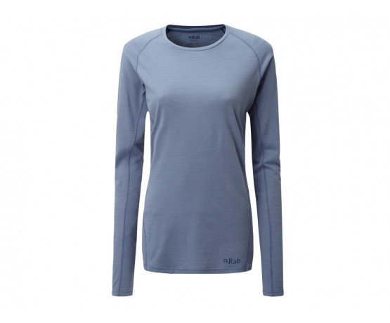 Forge LS Crew Women's thistle/TH