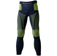 Energy Accumulator Evo Pants Long Men Charcoal/Yellow