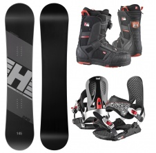 Snowboardový set SPR 19/20 + P Three 4D Speeddisc + 500 4D Boa,