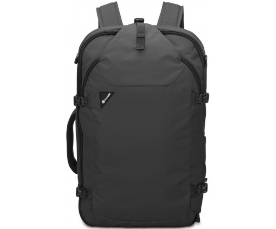 batoh VENTURESAFE EXP45 CARRY-ON TRAVEL PACK black