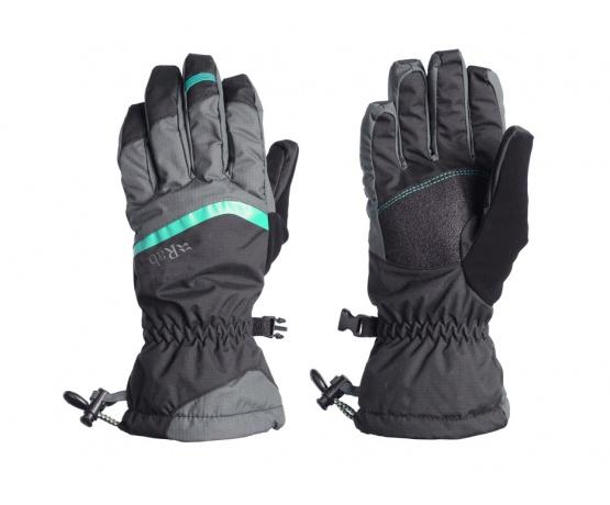 Storm Glove RAB Women's black/BL