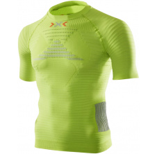 Effektor Power Shirt Men Green Lime/Pearl Grey