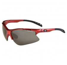 Tifosi Roubaix-Metallic Red/interch/Smoke,AC Red,Clear