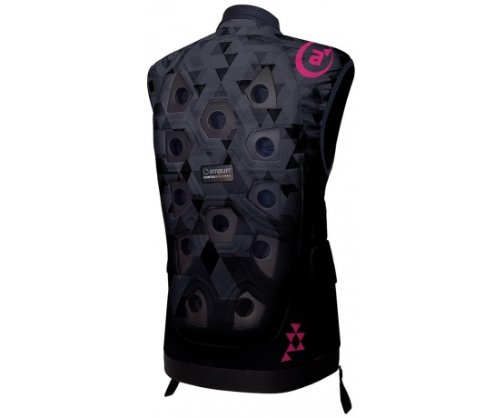 Cortex Polymer Women Black Rose