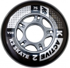 Active 76mm/80A 8-Wheel Pack ILQ 5 Bearing