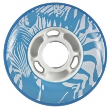 Zebra Blue 84mm/86A, 4pck