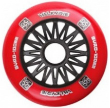 Valkyrie 90mm/85A Red, 1pck