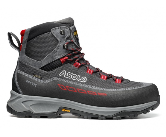 Arctic GV MM grey/gunmetal/red/A176