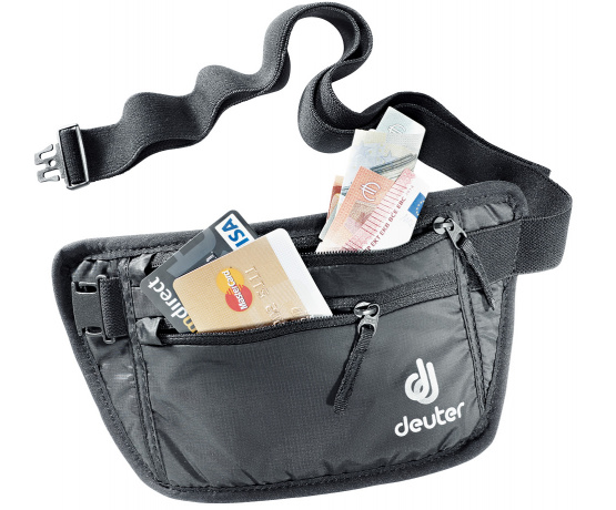 Security Money Belt I Black