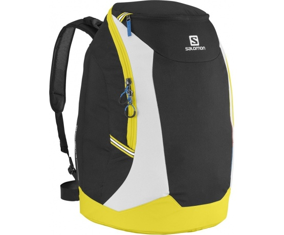 GO-TO-Snow Gear Bag black/yellow/white