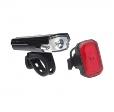 BLACKBURN Dayblazer 400 + Click USB Rear (Set)