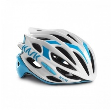 přilba KASK Mojito 16 white/light blue L/59-62cm