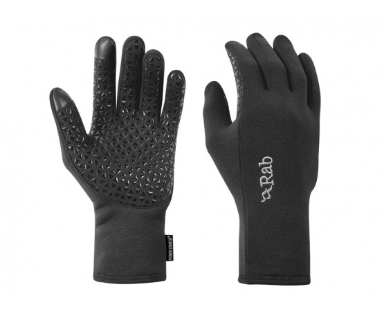 Power Stretch Contact Grip Glove black/BL