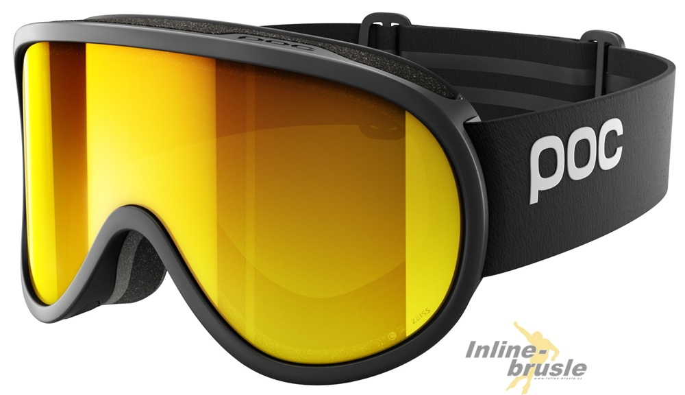 Retina Big Clarity Uranium Black/Spektris Orange
