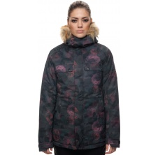 bunda WMS DREAM JACKET camo rose print
