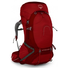 Atmos AG 65l II rigby red