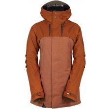 bunda PARKLAN MYSTIQUE INSULATED JACKET cognac
