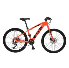 "MTB 24"" MRX Altus/Alivio disc 1x9 orange"