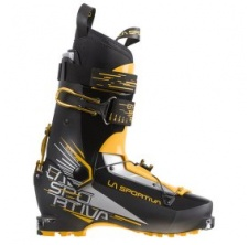 La Sportiva Solar Black/Yellow 999100