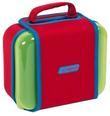 Lunch Box Red