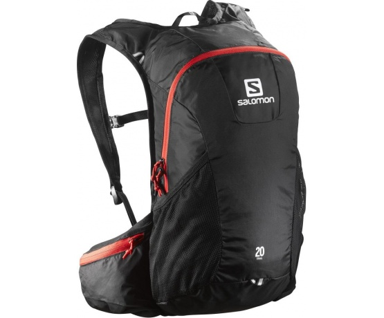 Trail 20 Black/Bright Red