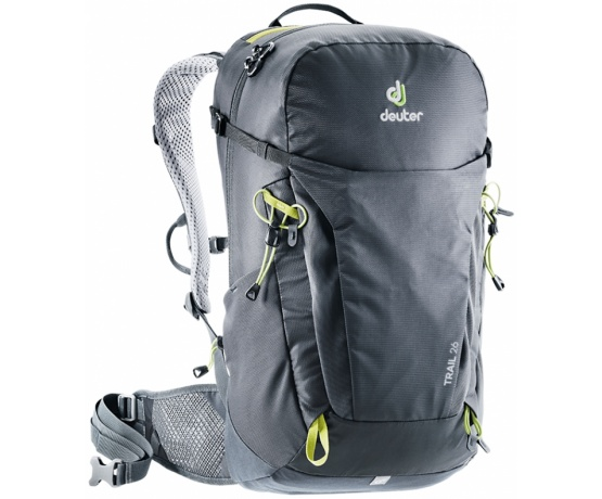 Trail 26 Black-Graphite