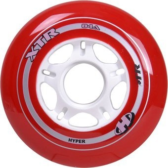 XTR 90mm/84A Red, 8pck