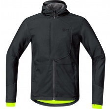 GORE Element Urban WS Soft Shell Jacket-black-M