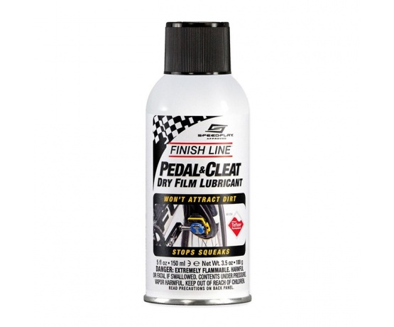 FINISH LINE Pedal and Cleat Lubricant 5oz/150ml-sprej