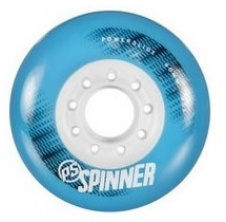 Spinner Blue 80mm/85A, 4pck