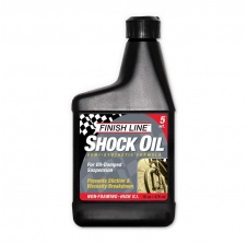 FINISH LINE Shock Oil 05wt 475 ml