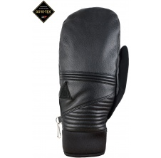 palčáky GORE-TEX LEATHER MITT black
