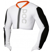 Full Arm Jacket Jr White