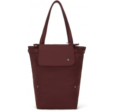 taška CITYSAFE CX PACKABLE VERTICAL TOTE merlot