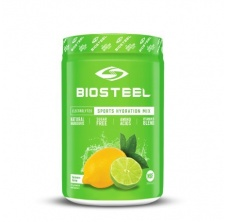 Iontový nápoj Biosteel Lemon Lime High Performance Sports Drink (315g)
