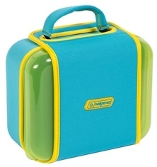 Lunch Box Blue