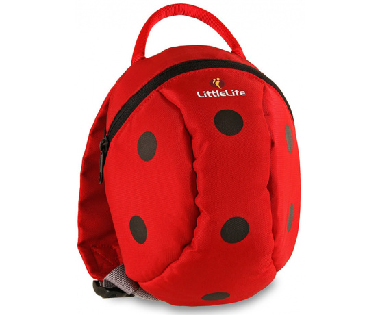 Animal Toddler Backpack Ladybird 2l