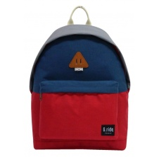 batoh AUGUSTE navy/red
